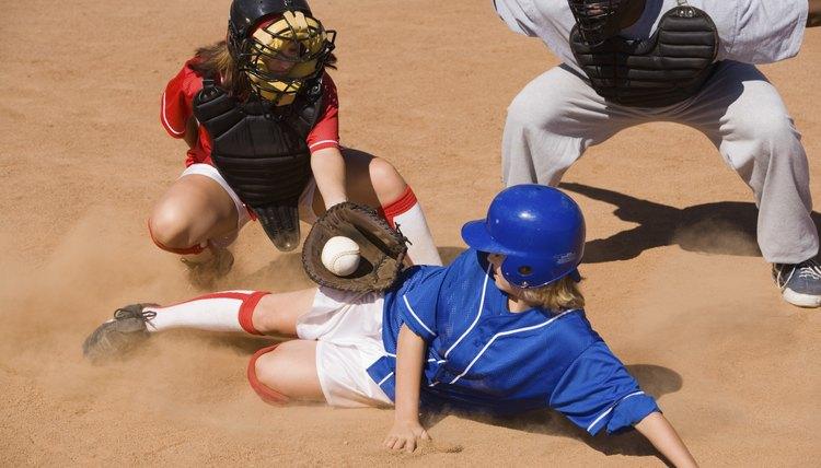 The Duties of Softball Officials