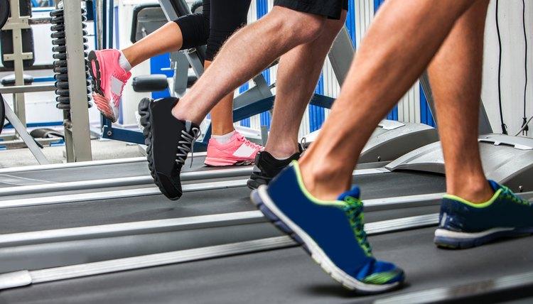 Do Treadmills Exercise the Abdominals?