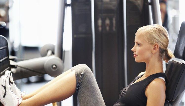 Do Leg Presses Make Your Butt Bigger?