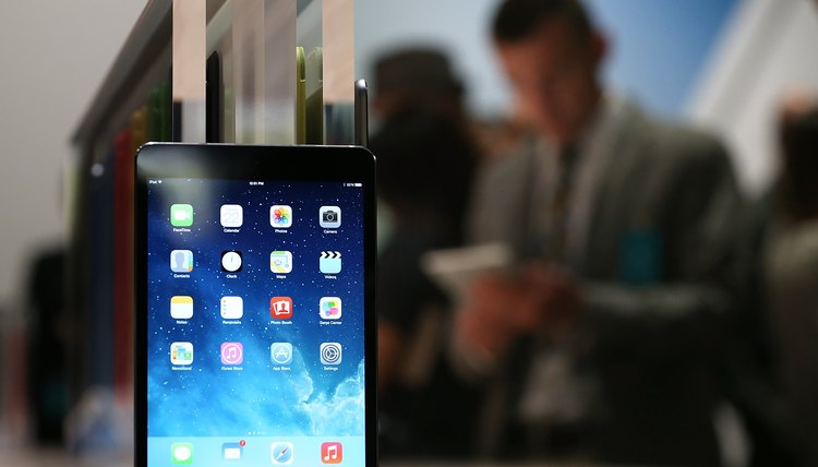 All of Apple's iOS devices, including the iPad, can be reset through iTunes.