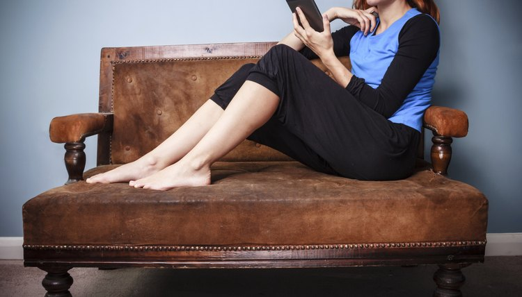 Once converted, Nook e-books appear on a Kindle like any Amazon title.