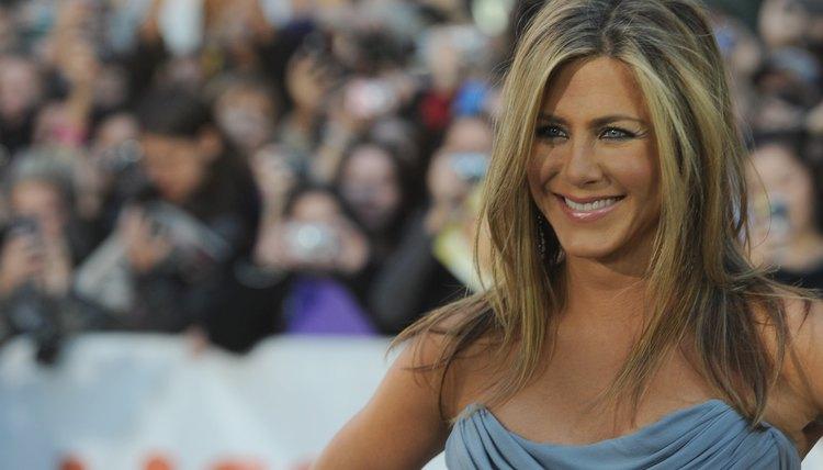 Jennifer Aniston flashes bright highlights at the Toronto International Film Festival.