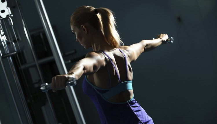 The Best Exercises for the Lateral Deltoids