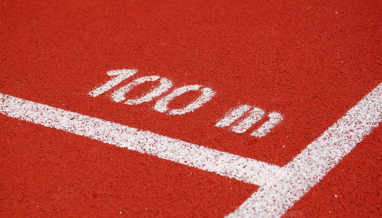 The History of the 100 Meter Dash