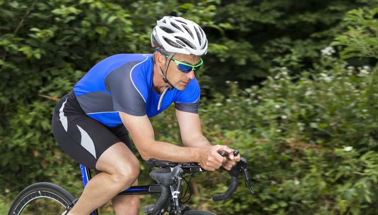 How to Train for a 20K Bike Race