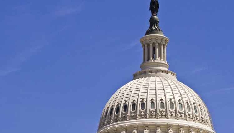 The United States Capitol Buildingt, Washington DC