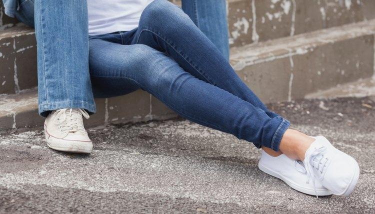How to Make Men's Legs Appear Longer in Pants