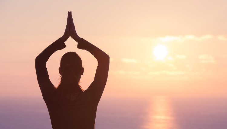 Yoga Poses for Anxiety & Depression