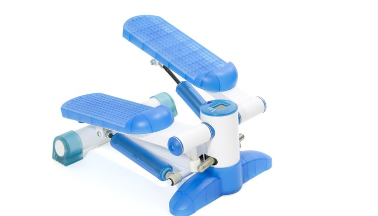 Does the Mini Stepper Work the Abdominal Muscles?