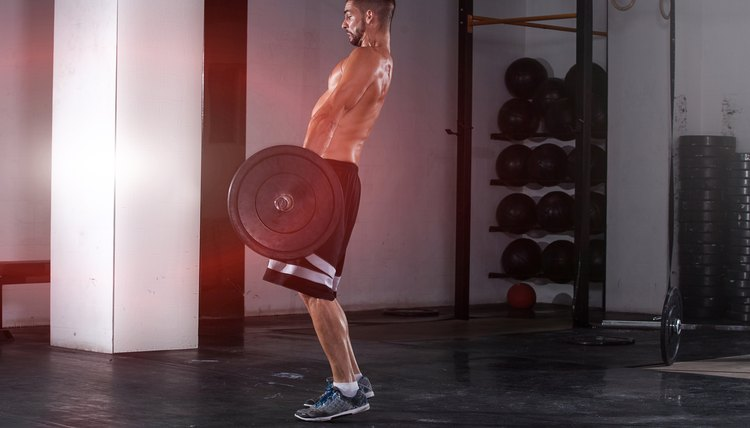 Which Muscles Does a Dumbbell Clean Press Work?