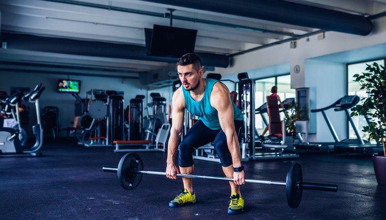 Men's Exercises for the Legs & Butt