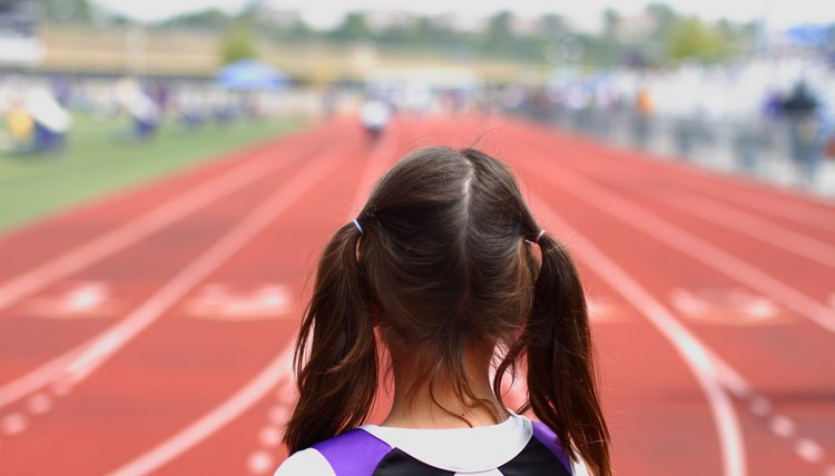 Middle School Sprinter Workouts