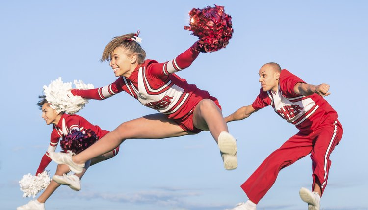 Cheerleading Moves and Techniques