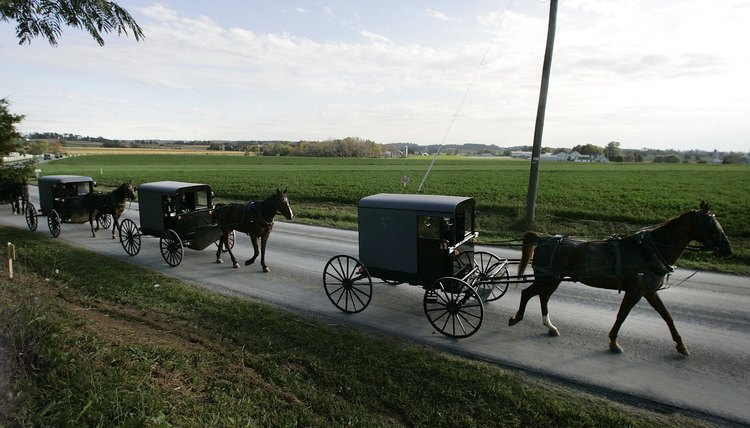 Many people in the Amish community believe forgiveness is one of the chief reasons members remain close.