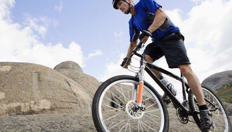 Aluminum Vs. Carbon Bikes