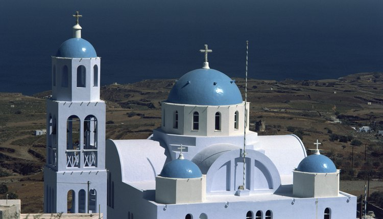 The Greek Orthodox Church has adherents all over the world.
