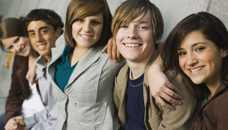 Healthy social environments help to create healthy teens.