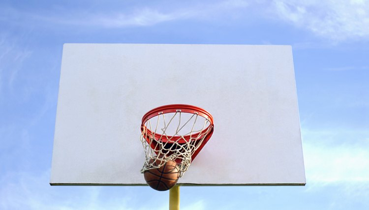 The History of the Basketball Backboard