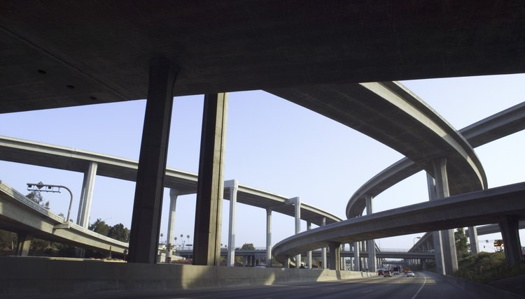 Civil engineers create infrastructure for governments and businesses.