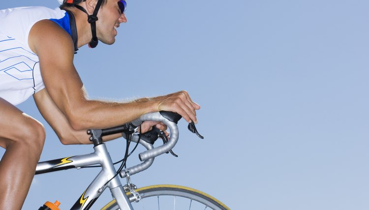 How to Troubleshoot a Bicycle Wheel That Does Not Turn