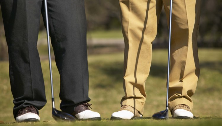 When maintained properly, waterproof golf shoes should last you several years.