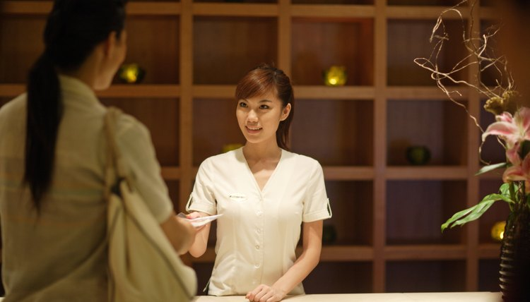 Spa Concierge Job Description | Career Trend