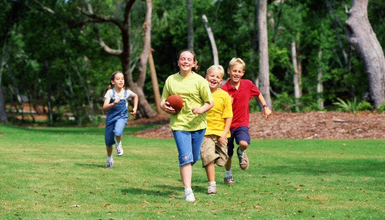 Touch Football Rules for Kids