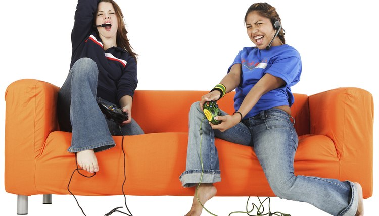 Encouraging more girls to play video games counts as an important research area for video game colleges.