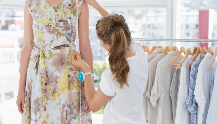 seamstress job description