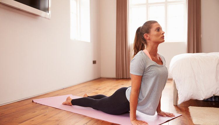 Stretches for a Sore Lower Back