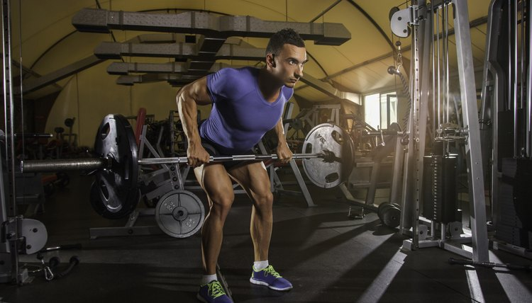 Dumbbell Row vs. Barbell Row With Stronglifts