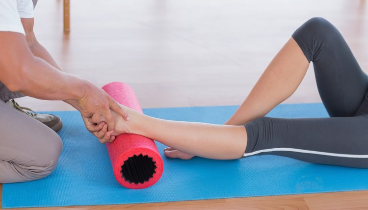 How to Strengthen Ankles for Skating