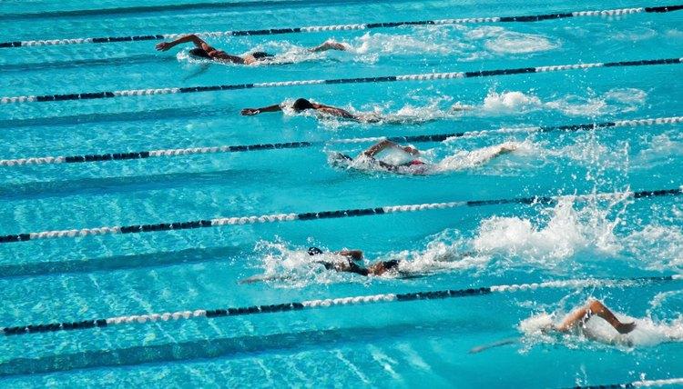 Circuit Training for Swimming