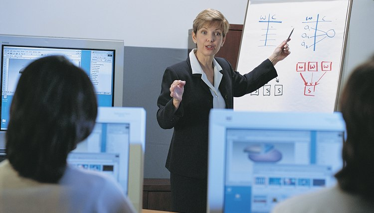 Principles of corporate training are learned through instructional design.