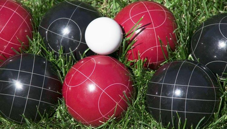 Bocce Ball Vs. Boules