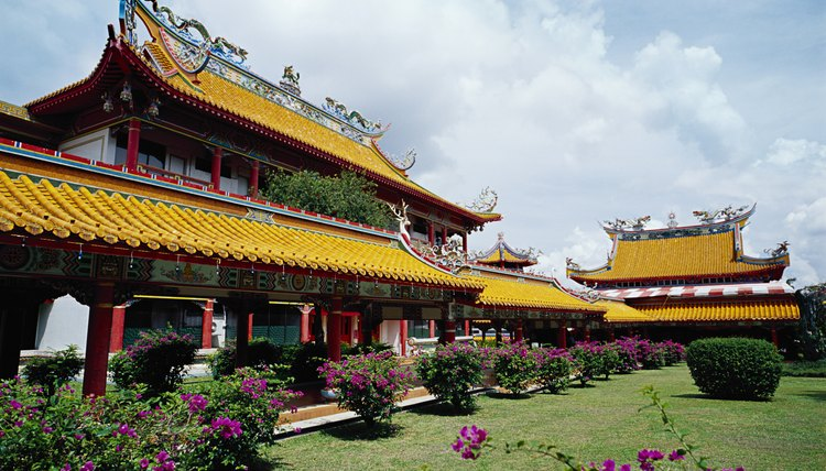 Bright Hill Buddhist Temple, Singapore
