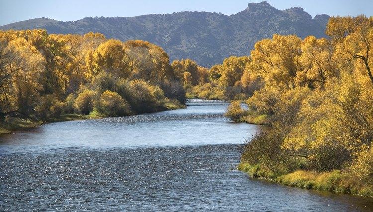 The North Platte River