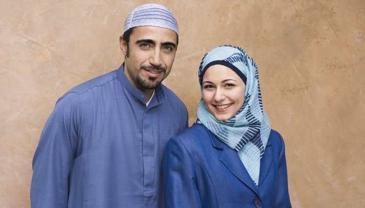 A Muslim man and woman should not be alone together until they are married, according to Islamic tradition.