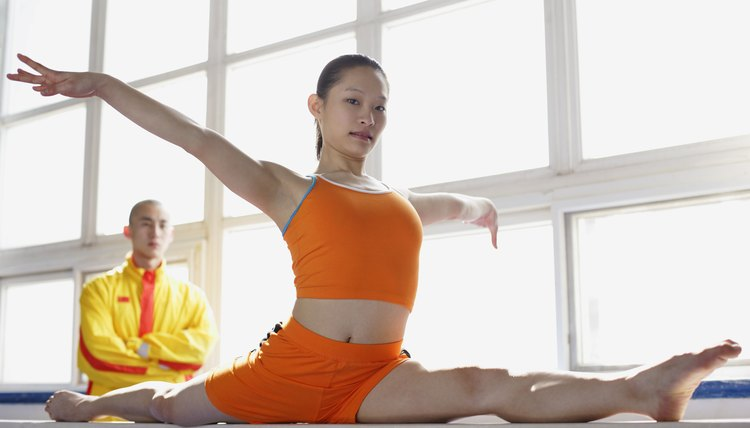 List of Gymnastics Beam Moves
