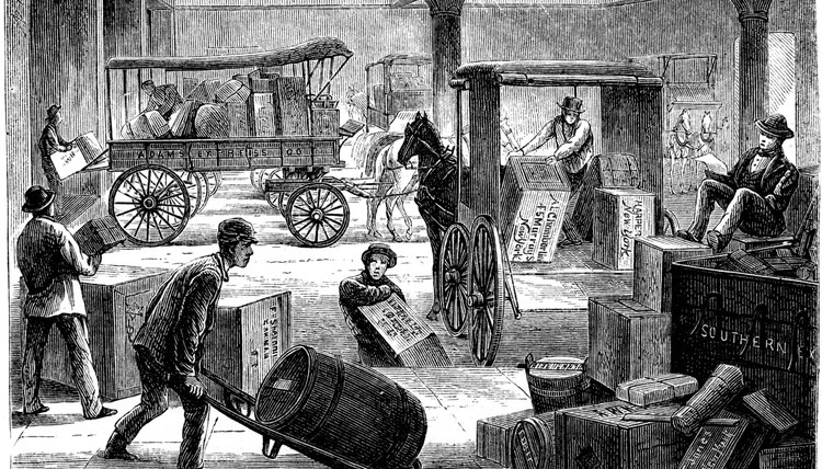 The 1807 Embargo Act was unpopular with U.S. businesses.