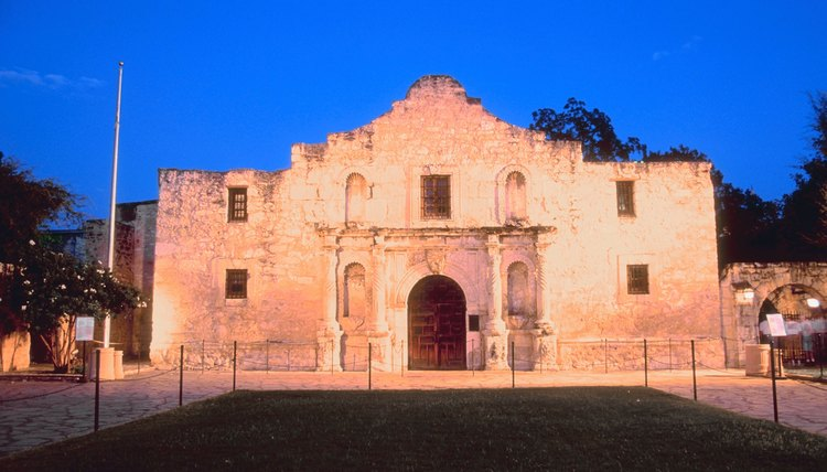 Davy Crockett died at the Alamo in 1836, ending a storied career as frontiersman and politician.