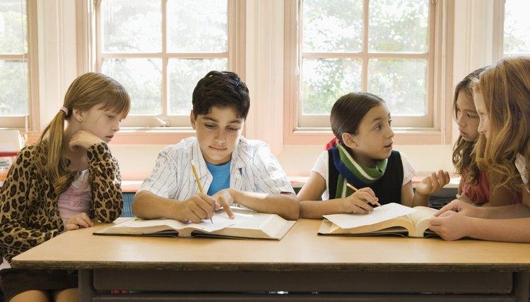 Study groups encourage teamwork.