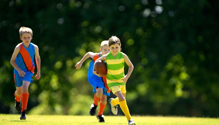 Middle school sporting activities provide many benefits.
