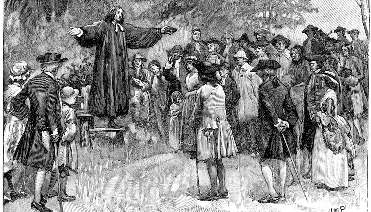Separate Baptists formed a separate church after the Great Awakening revival.