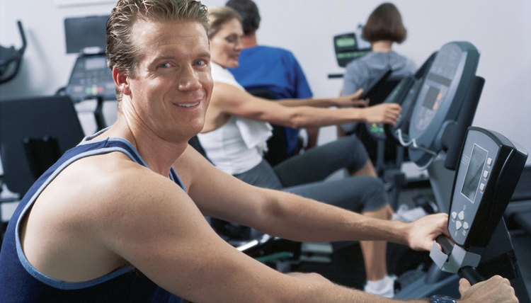 Can You Do Upper-Body Workouts While On a Recumbent Bike?