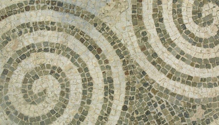 como desenhar mosaicos