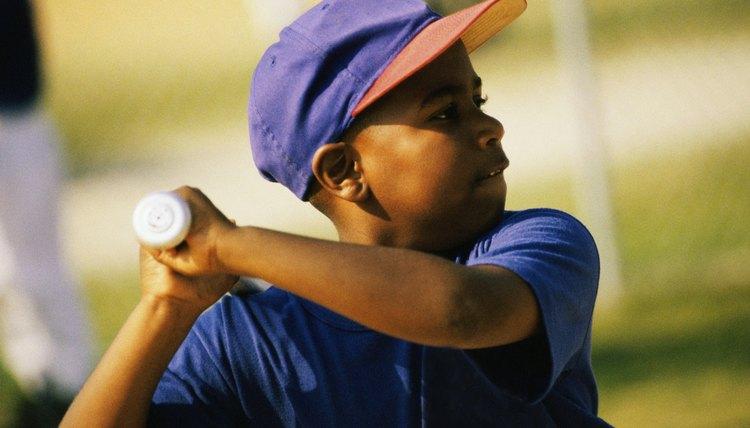 Drills to Make a Child a Better Baseball Hitter