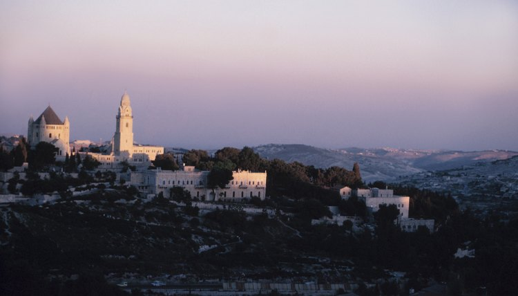 One of King David's greatest accomplishments was the conquering of Jerusalem.