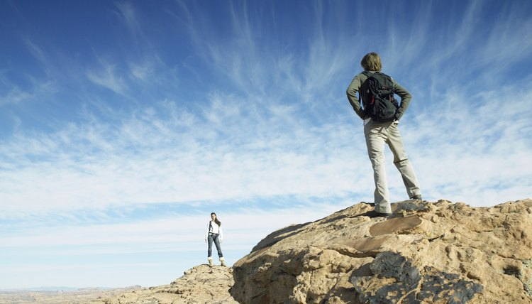 How to Strengthen Your Back for Hiking Trips With a Backpack