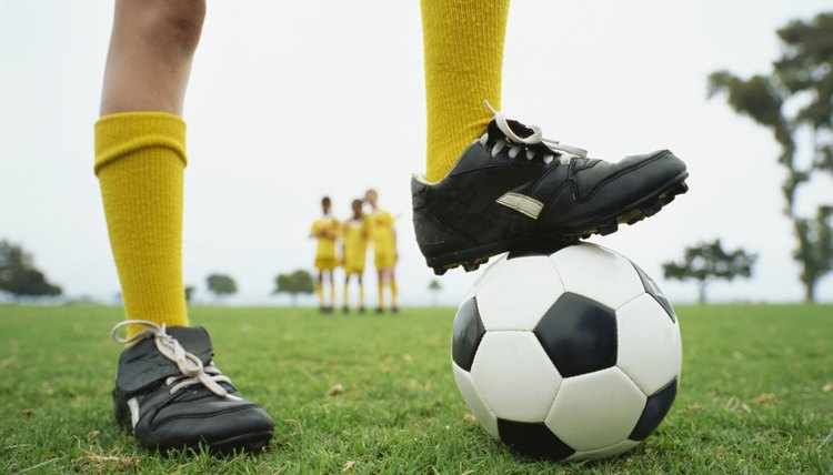 Calf Cramps & Soccer